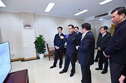 李克強考察財政部、稅務總局並主持召開座談會