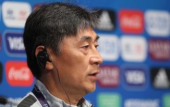 【女足世界杯】中國隊舉行賽前新聞發布會