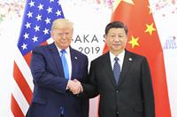 中美元首舉行會晤