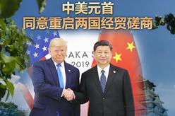 (海報)中美元首同意重啟兩國經貿磋商