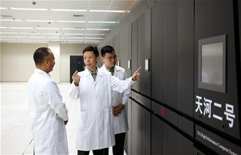 科技創新耀天河——記國防科技大學計算機學院計算機研究所所長肖立權