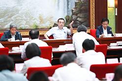 李克強主持召開部分省份穩就業工作座談會