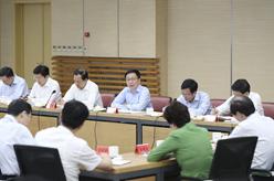 韓正出席省部級幹部國土空間規劃專題研討班座談會 聽取學員代表發言並講話