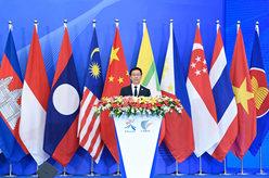 韓正出席第十六屆中國-東盟博覽會開幕式並發表演講