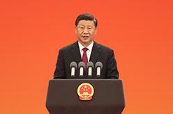 中華人民共和國國家勳章和國家榮譽稱號頒授儀式在京隆重舉行
