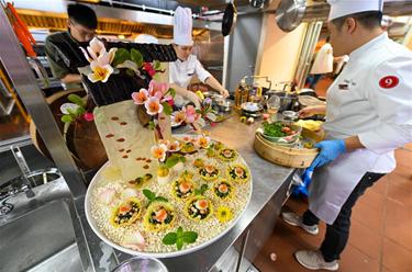 馬來西亞舉辦中馬廚藝交流賽