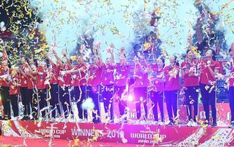 新華社體育部評出2019年中國體育十大新聞