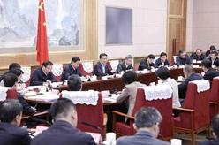 韓正主持召開國務院食品安全委員會第二次全體會議並講話