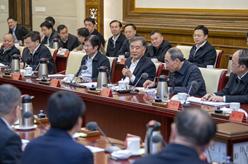 汪洋出席民營企業家迎春座談會