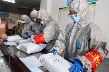 深圳:百萬只口罩助企復工復産