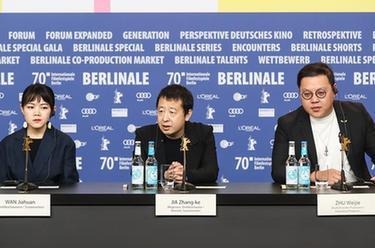 賈樟柯紀錄片《一直遊到海水變藍》在柏林電影節全球首映