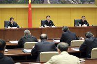 韓正出席推進重大項目建設積極做好穩投資工作電視電話會議並講話