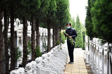 清明节到来公益诉讼促17处革命遗址和纪念设施得到保护