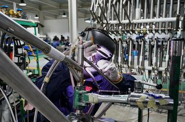 """上海:展览云上""""见"""" 在线新经济发展提速"""