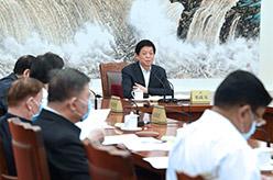 全國人大常委會召開第五十八次委員長會議 栗戰書主持並講話