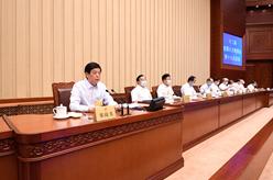 十三屆全國人大常委會第十九次會議在京閉幕 栗戰書主持會議