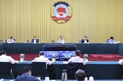 汪洋出席全國政協委員讀書活動綜合線下交流會並講話