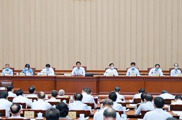 十三屆全國人大常委會第二十一次會議在京閉幕