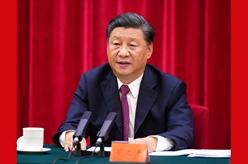 習近平出席紀念中國人民抗日戰爭暨世界反法西斯戰爭勝利75周年座談會並發表重要講話