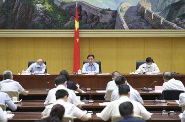 韓正主持召開藥品和高值醫用耗材集中帶量採購工作座談會