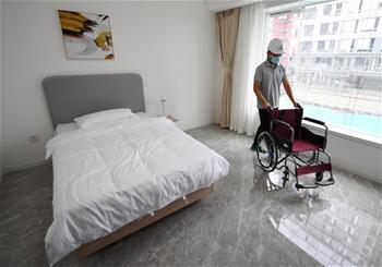 北京冬奧會:北京冬奧村樣板間亮相