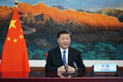 習近平在聯合國大會紀念北京世界婦女大會25周年高級別會議上發表重要講話