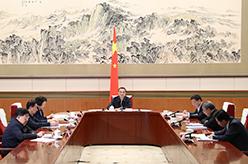 李克強主持召開經濟形勢部分地方政府主要負責人視頻座談會 韓正出席