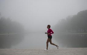 霧鎖華盛頓