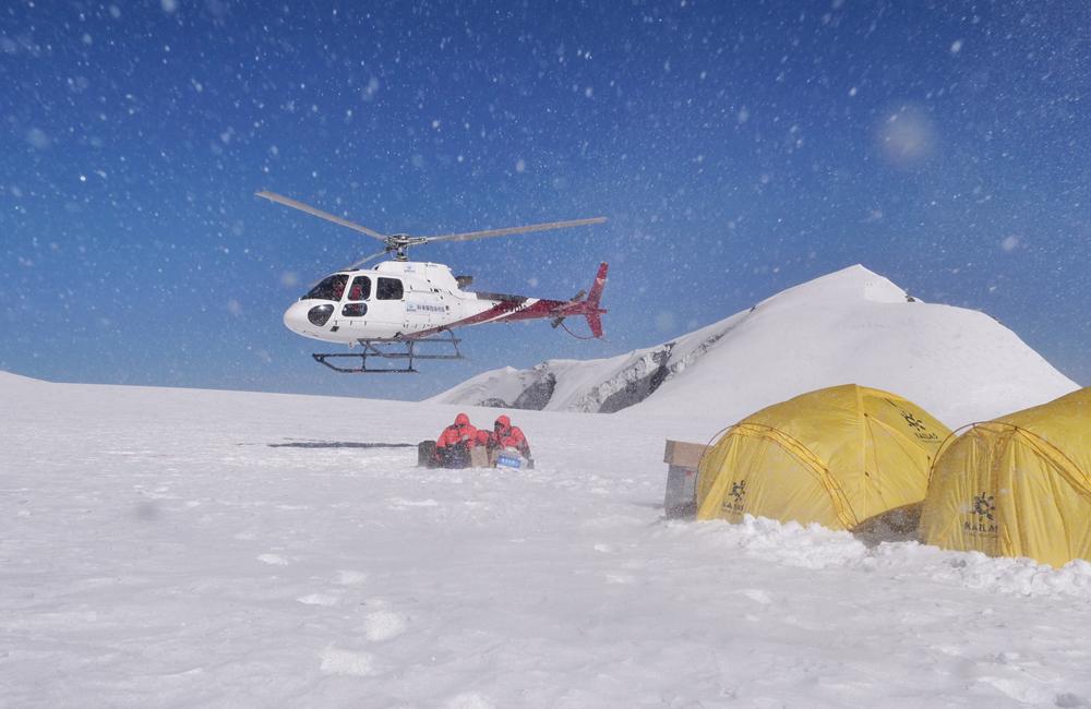 三江源冰川科學考察在青海啟動