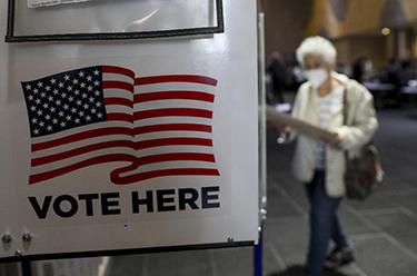 紐約啟動2020美國大選提前投票