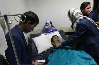 阿富汗首都發生自殺式炸彈襲擊致11人死亡