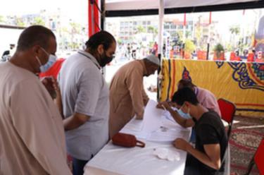 埃及議會下院選舉開始第一階段國內投票