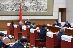 李克強主持召開經濟形勢專家和企業家座談會 韓正出席