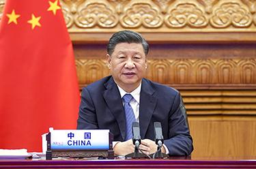 習近平出席金磚國家領導人第十二次會晤並發表重要講話
