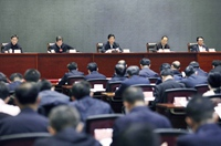 栗戰書出席第二十六次全國地方立法工作座談會並講話
