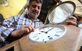 伊拉克:修表匠的堅守