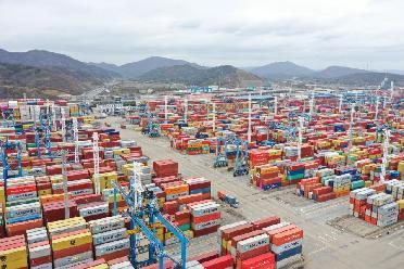 杭州开通至深圳全货机定期航线 每