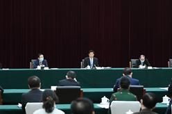 栗戰書看望致公黨、僑聯、對外友好界委員並參加討論