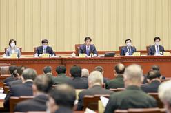 十三屆全國人大常委會第二十七次會議在京舉行