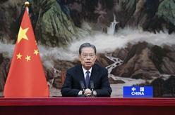趙樂際出席聯合國大會反腐敗問題特別會議