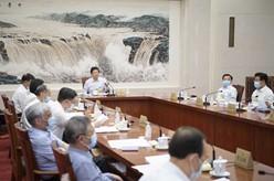 十三屆全國人大常委會舉行第九十五次委員長會議 栗戰書主持