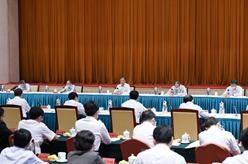 """汪洋出席""""強化國家戰略科技力量""""調研協商座談會"""