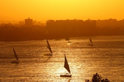 開羅:落日揚帆