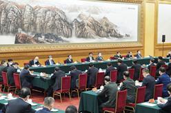 王滬寧出席中國共産黨成立100周年慶祝活動總結會議並講話