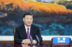 習近平出席亞太經合組織領導人非正式會議並發表講話