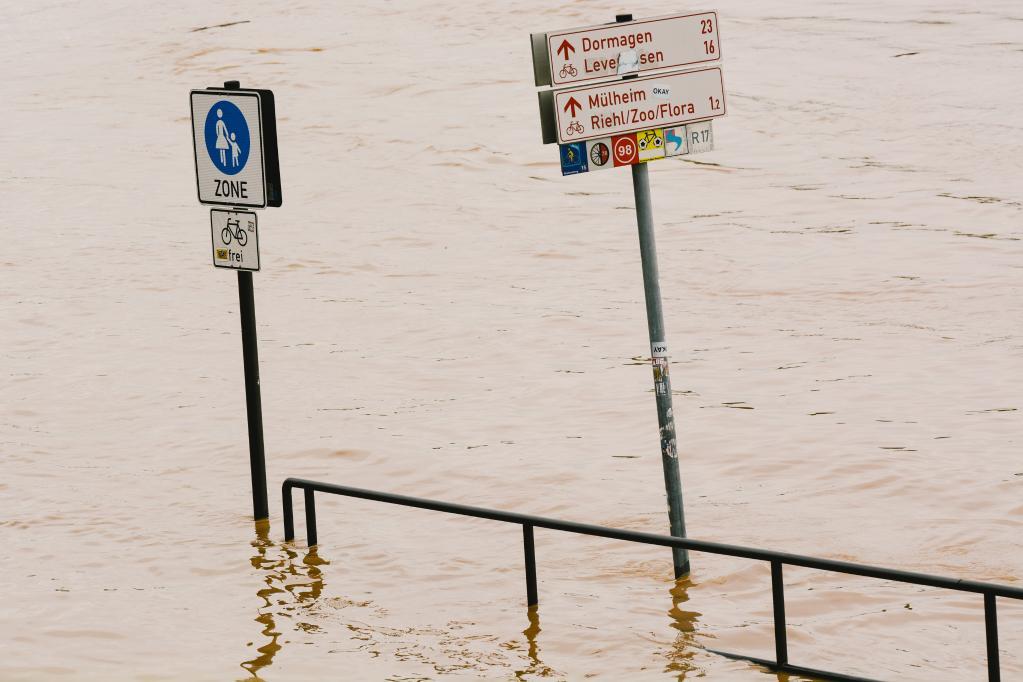德國西部洪災死亡者增至58人
