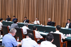 李克強考察國家自然科學基金委員會並主持召開座談會