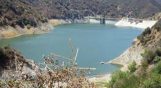 美國加州幹旱持續