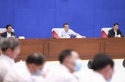 李克強在國家防汛抗旱總指揮部主持召開抗洪搶險救災和防汛工作視頻會議