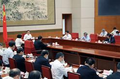 李克強主持召開國務院振興東北地區等老工業基地領導小組會議 韓正出席